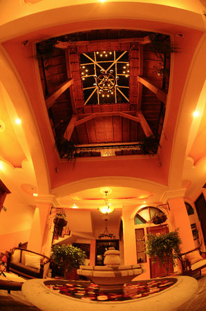 Mansion Santa Isabella: Beautiful atmosphere