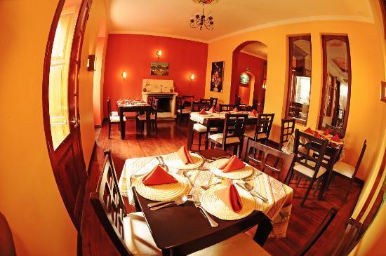 Mansion Santa Isabella: Great food