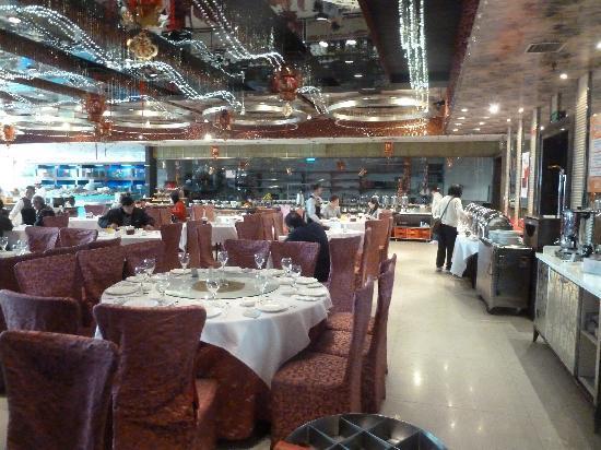 Yun's Paradise Hotel : Speisesaal Fruehstueck