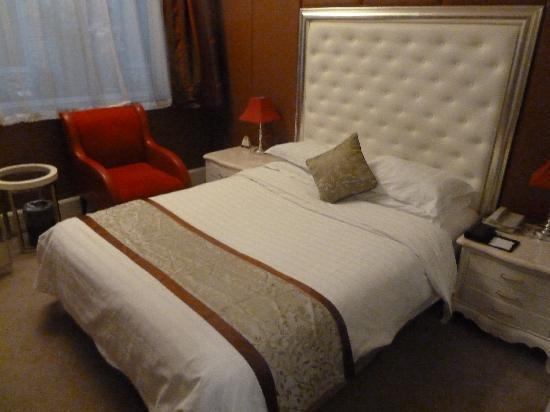 Yun's Paradise Hotel : Hotelzimmer