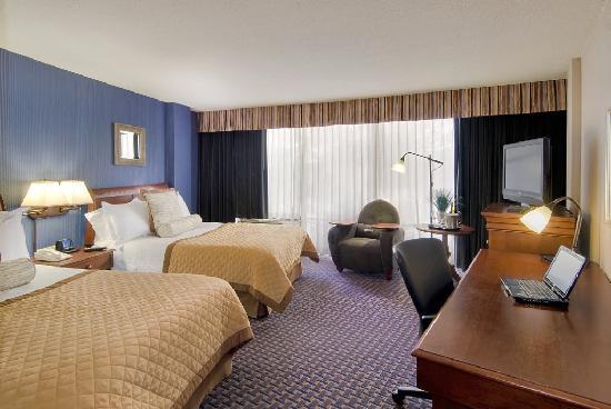 DoubleTree by Hilton Hotel Portland: Guest Room