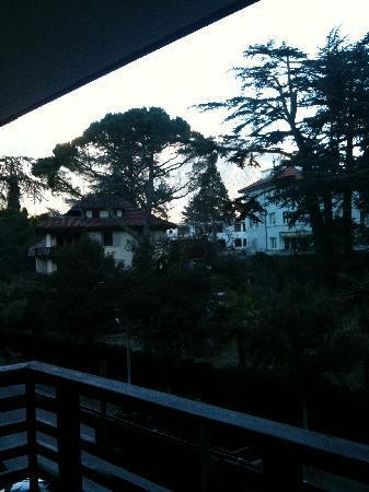 Hotel Garni Aster: Dal balcone della camera