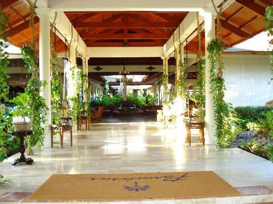 Paradisus Punta Cana Resort : lobby entrance