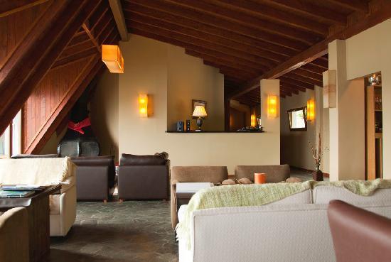 La Sirenuse Lake Resort: Lobby principal