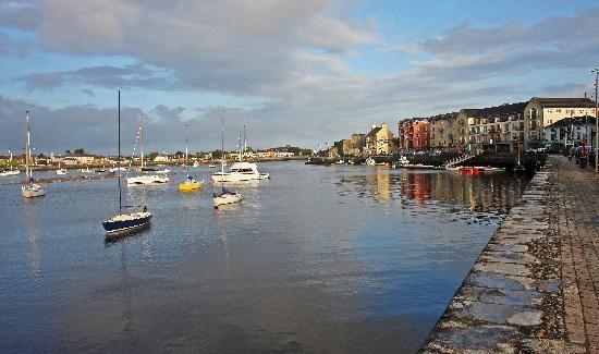 Dungarvan, أيرلندا: Dungarvan Harbour