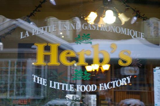 Gastronomique Herb's