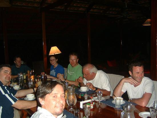 La Paloma Lodge: Met people from all over the world.