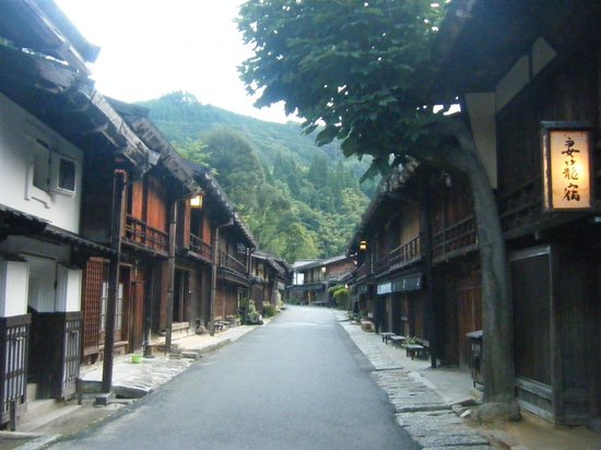 Nakasendo Walking Trail, Tsumagojuku