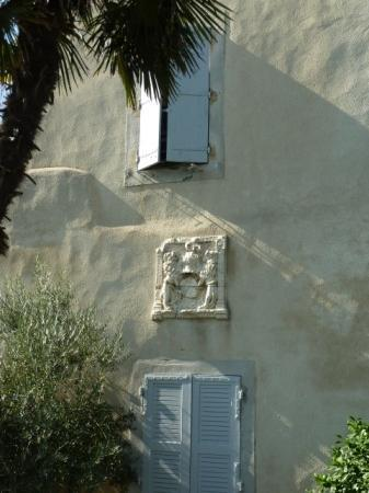 Chateau de Siran: nice historic touches