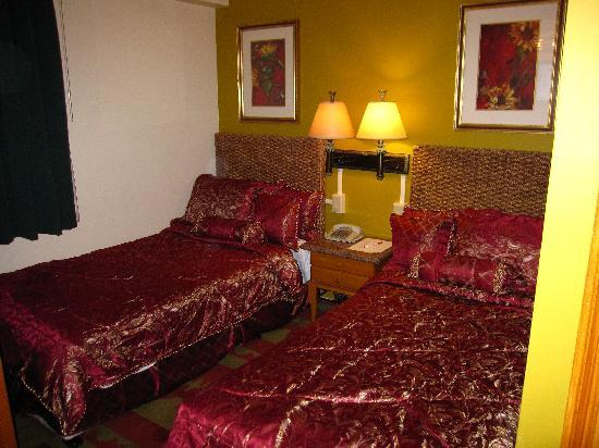 Wyndham Garden Guam : ベッドルーム