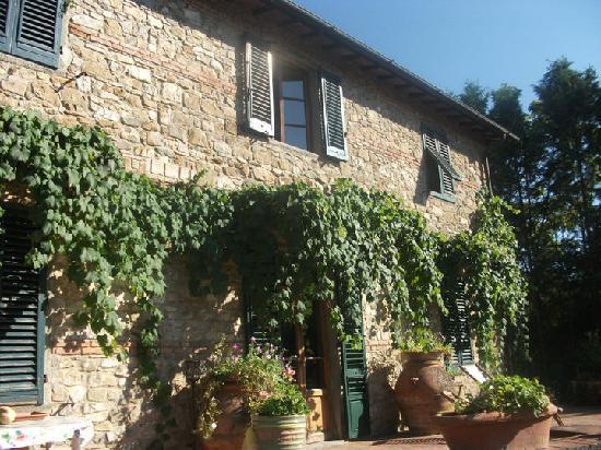 Agriturismo Casanova - La Ripintura: The owners residence