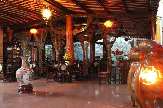 Thanh Binh III Hotel: Lobby