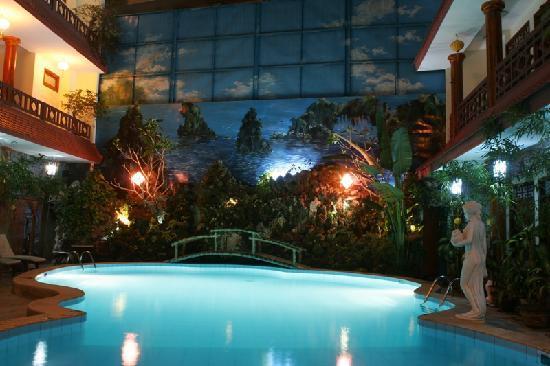 Thanh Binh III Hotel: Swimming Pool