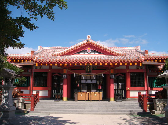 Naminoue-gu Shrine: 社殿