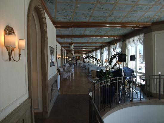 Cristallo, a Luxury Collection Resort & Spa: Bar