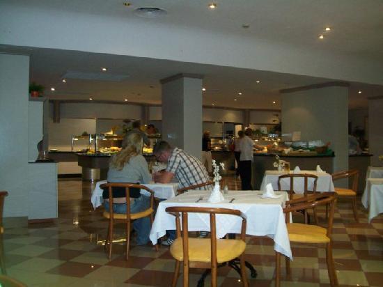 Hotel Lucana: Dining area