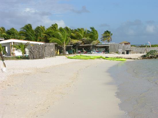 Oceanfront Curaçao Luxury Resort - Santa Barbara Beach
