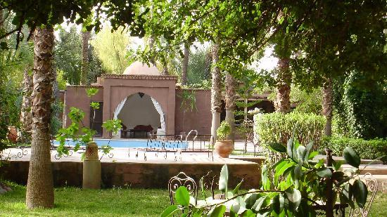 Dar Shama : un petit coin de paradis