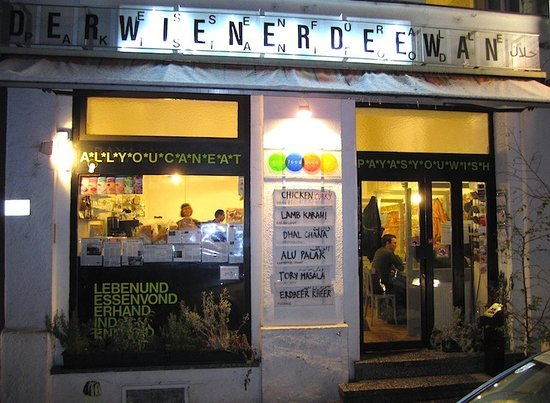Photo of Asian Restaurant Der Wiener Deewan at Liechtensteinstrasse 10, Vienna 1090, Austria