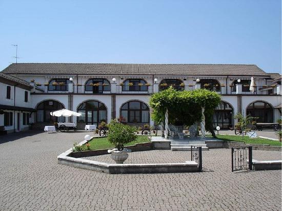 Tortona, Italia: Hotel Il Carrettino