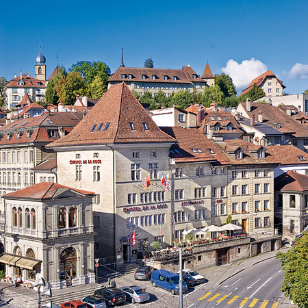 Photo of Hotel de la Rose Fribourg