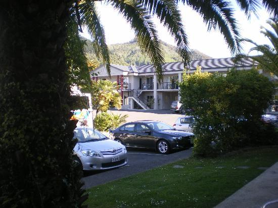 Quality Inn Nelson: Another view from our accommodation