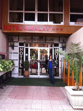 Amalay Hotel Marrakech: Hotel entrance