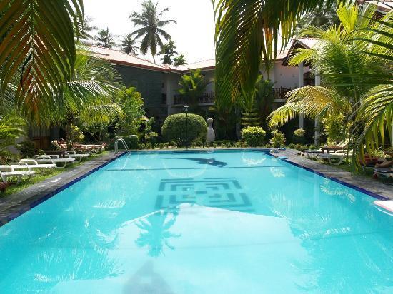 Hotel Bentota Village: Pool