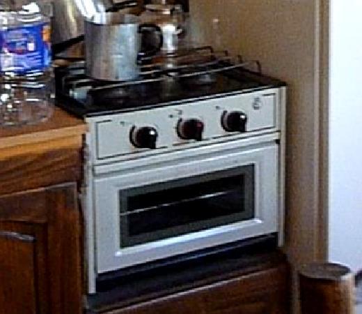 Potrerillos, Argentina: ¿cocina para 6?