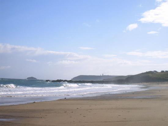Gites et Chambres Rocheplate : La plage à 800m