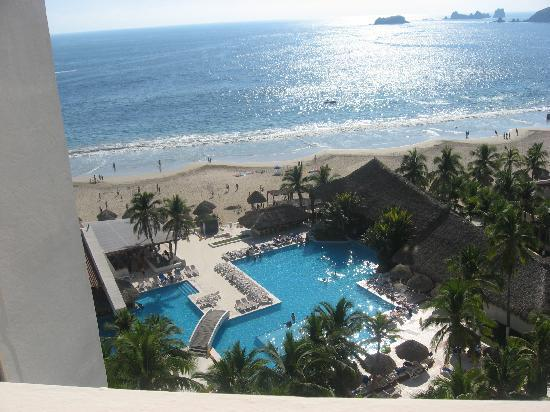 Park Royal Ixtapa: view f rom our room