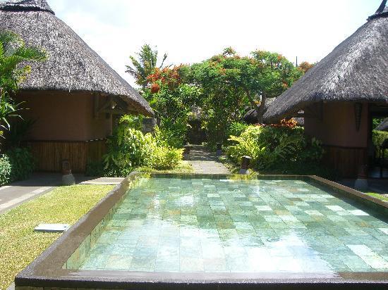Heritage The Villas : spa