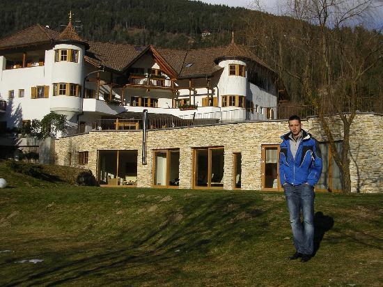Taubers Bio Vitalhotel: Luca e Tauber Vital Hotel