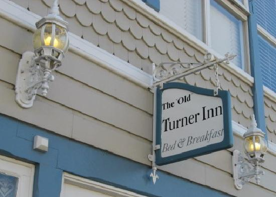 The Old Turner Inn: Cozy