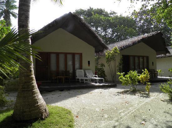 Ocean Villas Hudhuran Fushi: i bungalow