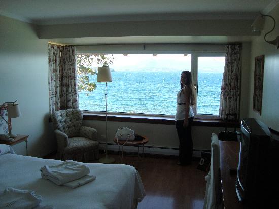 Sol del Nahuel: habitacion