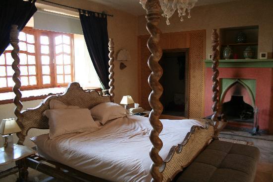 Casa Taos: Bedroom