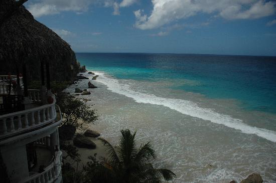 The Palace at Playa Grande: private beach