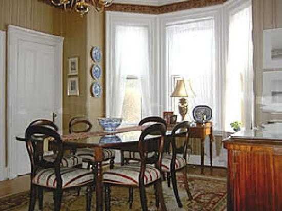 Buckingham House: Dining Room