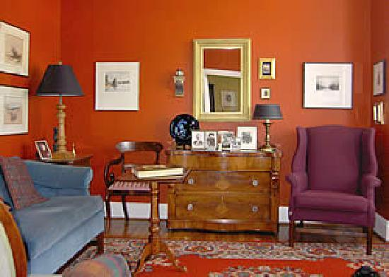 Buckingham House: Front Parlour