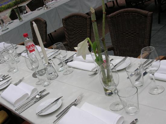 Herberg Brasserie de Bongerd: groeps diner