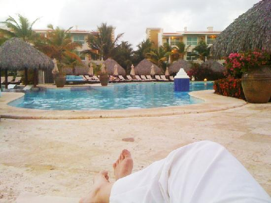 Paradisus Punta Cana Resort: My POV at the pool