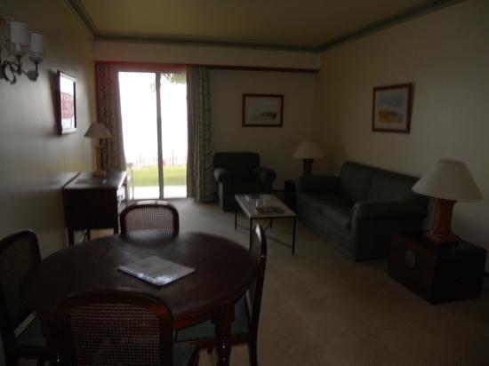 Hotel Solar Palmeiras: Wohnzimmer