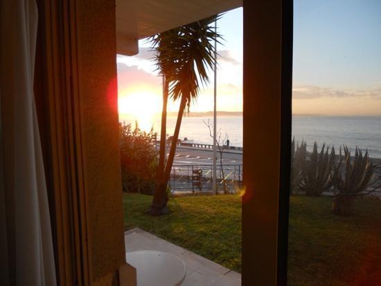 Hotel Solar Palmeiras: Sonnenaufgang