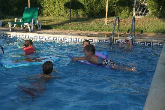 Hotel Rural La Paloma: CHILDREN