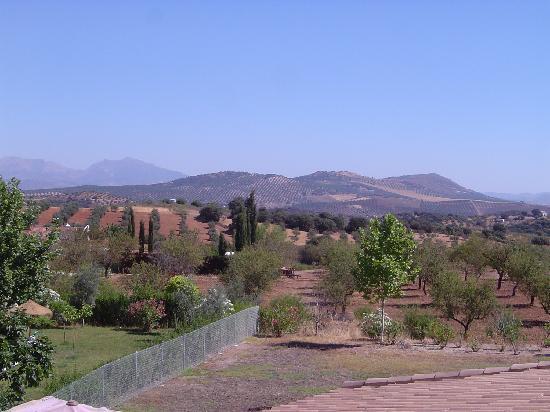 Hotel Rural La Paloma: VIEW