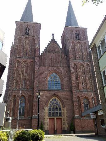 Kleve, ألمانيا: Kleve, Stiftskirche