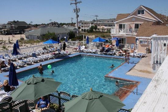 White Sands Oceanfront Resort Spa Outdoor Pool