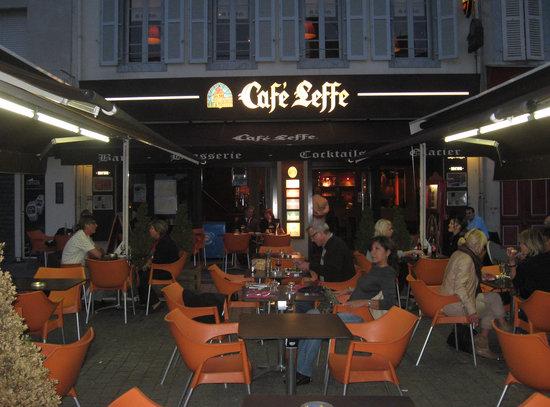 Cafe Leffe Lourdes : Cafe Leffe