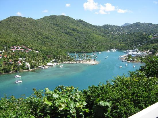 Marigot Bay was amazing!